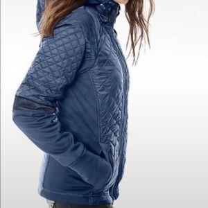 NWT Athleta Navy Blue Rock Spring Jacket